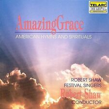 Amazing Grace - American Hymns and Spirituals, New Music