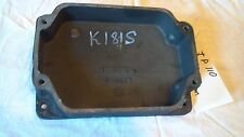 Cast Iron Oil Pan off John Deere 110 with Kohler K181S Engine