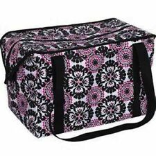 New Thirty one fresh market thermal picnic tote bag 31 gift Pink pop medallion