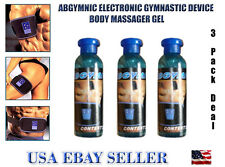100 ml AbGymnic Application Gel for all Ab Belts - 3 Pack Deal