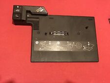 IBM Lenovo ThinkPad 2504 Advanced Mini Docking Station Port Replicator NO KEYS