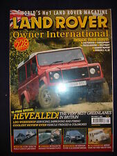 Land Rover Owner LRO # May 2003 - S1 rebuild - Freelander - Best Greenlanes