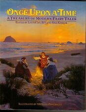 Once upon a Time : A Treasury of Modern Fairy Tales by Risa Kessler (1991,...
