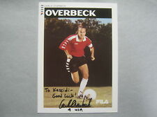 """CARLA   OVERBECK   1996   Olympic  Gold  Medal   Signed   5"""" X 7""""   Color  Photo"""