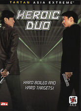 The Heroic Duo (DVD, 2005) BRAND NEW !   FREE SHIPPING !