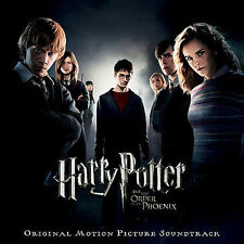 Harry Potter and the Order of the Phoenix by Nicholas Hooper (CD, Jul-2007)
