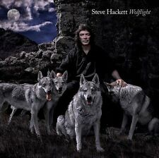 STEVE HACKETT Wolflight Vinyl Record LP Inside Out Music IOMLP 417 2015 180 gram