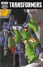 Transformers Robots In Disguise #43 (NM) `15 Barber/ Griffith