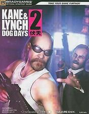 OSG Kane & Lynch 2: Dog Days (Brady Games)