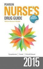 NEW - Pearson Nurse's Drug Guide 2015