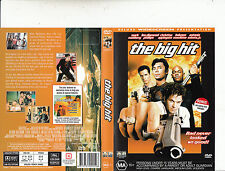 The Big Hit-1998-Mark Wahlberg-Movie-DVD