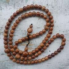 99 Prayer Beads Koka Islamic Tasbih 9 x 10 MM Drum Shaped Kuka Muslim Misbaha