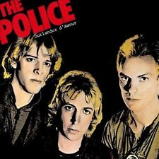 Outlandos d'Amour by The Police (CD, 2003, A&M (USA))