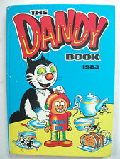 DANDY BOOK (Vintage From 1983) *High Grade*
