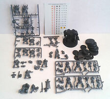 Warhammer 40K Space Marines- Complete Black Reach Army. Plastic. OOP
