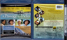 Blu-ray E.M.Forster A PASSAGE TO INDIA David Lean Alec Guinness epic WS OOP NEW