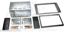 CT23FD03 FORD GALAXY 2006 ONWARDS ANTHRACITE DOUBLE DIN FASCIA FACIA ADAPTOR KIT