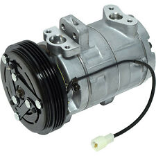 NEW AC COMPRESSOR AND CLUTCH SEIKO SEIKI STYLE 10620 COMPARE YOURS TO PIC