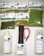 WWS - Micro Static Grass Applicator Scenery Kit MSK001