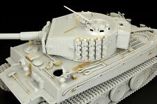 Hauler Models 1/35 TIGER I AUSF. E TANK Photo Etch Detail Set