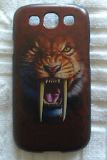 Brand New Sabretooth Cover Case FOR SAMSUNG Galaxy S3 i9300 S III