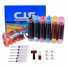 Refillable Ciss Continuous ink System 24XL for EPSON XP-760 XP-860 XP-960  XP55