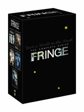 Fringe: Complete TV Series Seasons 1 2 3 4 5 DVD Boxed Set Collection NEW!