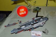 Anime Model - Blue Noah  (宇宙空母ブルーノア) resin kit by SRM - 35 cm !