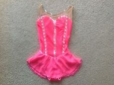 Girls Sharene Ice Figure Skating Competition Dress Size M