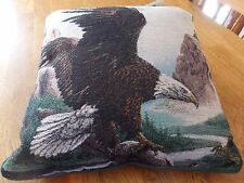 NWT! AMERICAN EAGLE TAPESTRY LOOK PILLOW