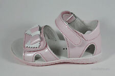 Richter Girls 1201 Pink Patent Leather Sandals UK 5 EU 21 US 5.5 RRP £35