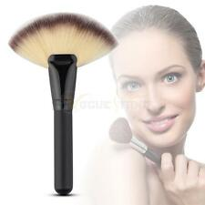 Pro Large Fan Shape Makeup Brush Blending Highlighter Contour Face Powder Tool