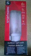 ** smartwares luz exterior con detector de movimiento PIR, Nuevo Y en Caja **