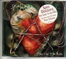 (AG315) Spin Doctors, She Used To Be Mine - 1996 CD