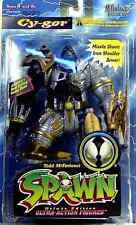 McFarlane Toys Spawn Series 4 Cy-gor (Cygor) Action Figure New from 1996