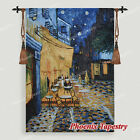 """Van Gogh Night Cafe Fine Art Tapestry Wall Hanging, Cotton 100%, 55""""x39"""""""
