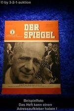 """Der Spiegel 27/47 5.7.1947 Kurt Schumacher: """"Europa ohne Russland"""