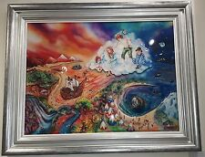 Kerry Darlington - Peter Pan In Neverland (Framed) Last Few