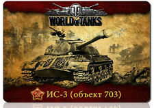 For World of Tanks mouse pad,The red army tanks
