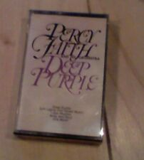 CASSETTE TAPE PERCY FAITH AND HIS ORCHESTRA DEEP PURPLE- SEALED
