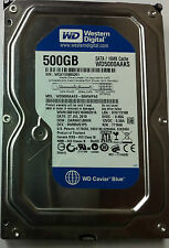 Western Digital WD 5000 caaks 500 GB 3,5 pollici HDD