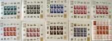 STAMPS and SHEETS. COMPLETE / FULL YEAR 1970. MNH. RUSSIA. Lenin # 3721 - 3730
