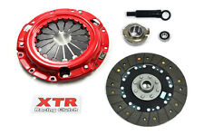 XTR STAGE 2 CLUTCH KIT PROTEGE FORD ESCORT GT MERCURY TRACER 1.8L DOHC I4