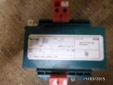 Ismet MTS 100 Trafo Transformator 230V / 24 V 4,16 A Netzteil Halogen Schaltschr
