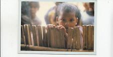 BF18891 Cambodia camps de refugies l enfance child types   front/back image