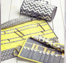 PATTERN - Knit, Purl & Roll - knitting needle holder PATTERN - Atkinson