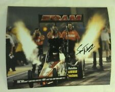 Spencer Massey Signed 8 X 10 Photo Nhra 2013 Drag Racing Autographed