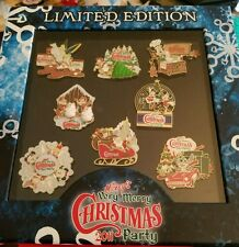 WDW - Mickey's Very Merry Christmas Party 2011 - Boxed Set LE 500 Pin