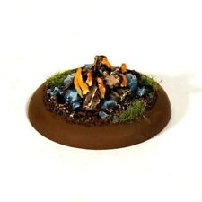 thebattleforge 28mm Fantasy Log Camp Fire Bit Ancient Historical