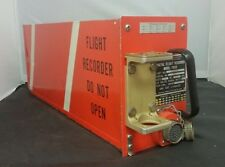 Farichild Digital Flight Data Recorder; As Removed, BLACK BOX.